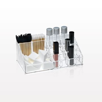 Deluxe Organizer, Clear
