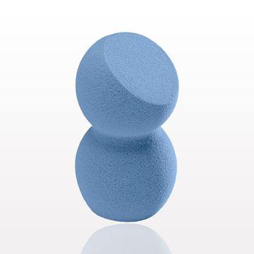 Angled Blending Sponge, Blue