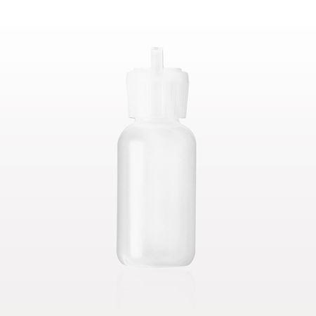 Squeeze Bottle with Flip Top Cap
