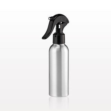 Aluminum Bottle with Ergonomic Black Trigger Sprayer