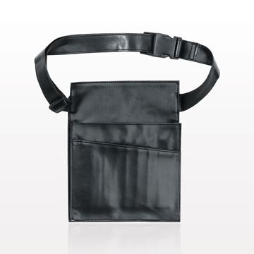 17-Pocket Brush Belt, Black