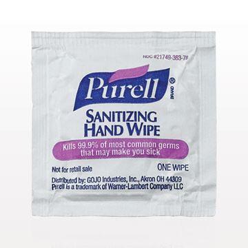 Purell® Sanitizing Hand Wipe