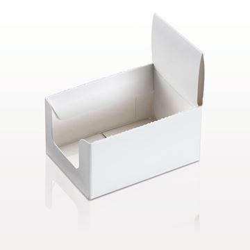 Lip Balm Packaging/Display Box; Holds 6, 0.5 oz. Lip Balm Tubes and 18, 0.14 oz. Lip Balm Tubes