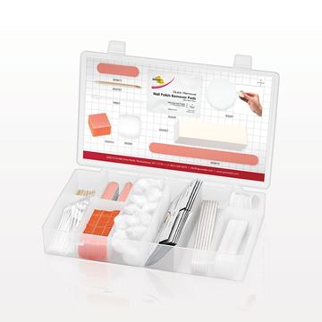 Qosmedix® Deluxe Nail Supply Kit