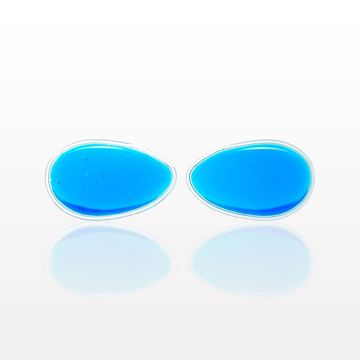 Picture of Oval Gel Eye Patches, Blue