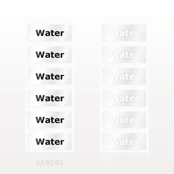 Picture of Water Label
