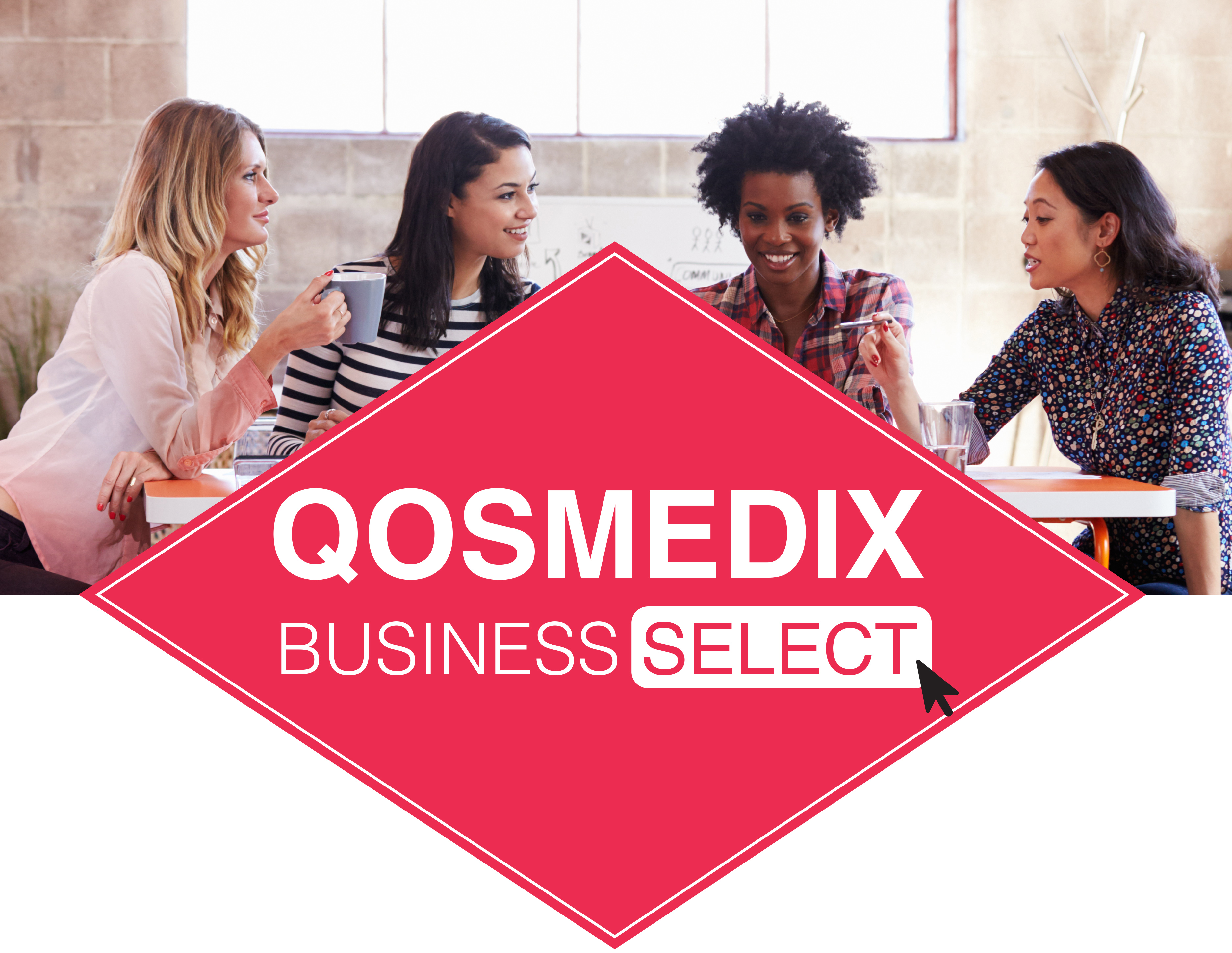 Qosmedix Business Select - Purchasing Made Simple