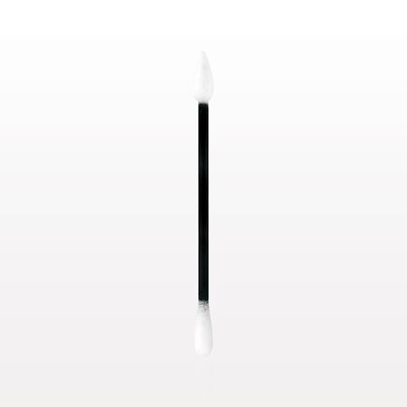 Tightly Wound Point/Round Tip Swab with Black Handle