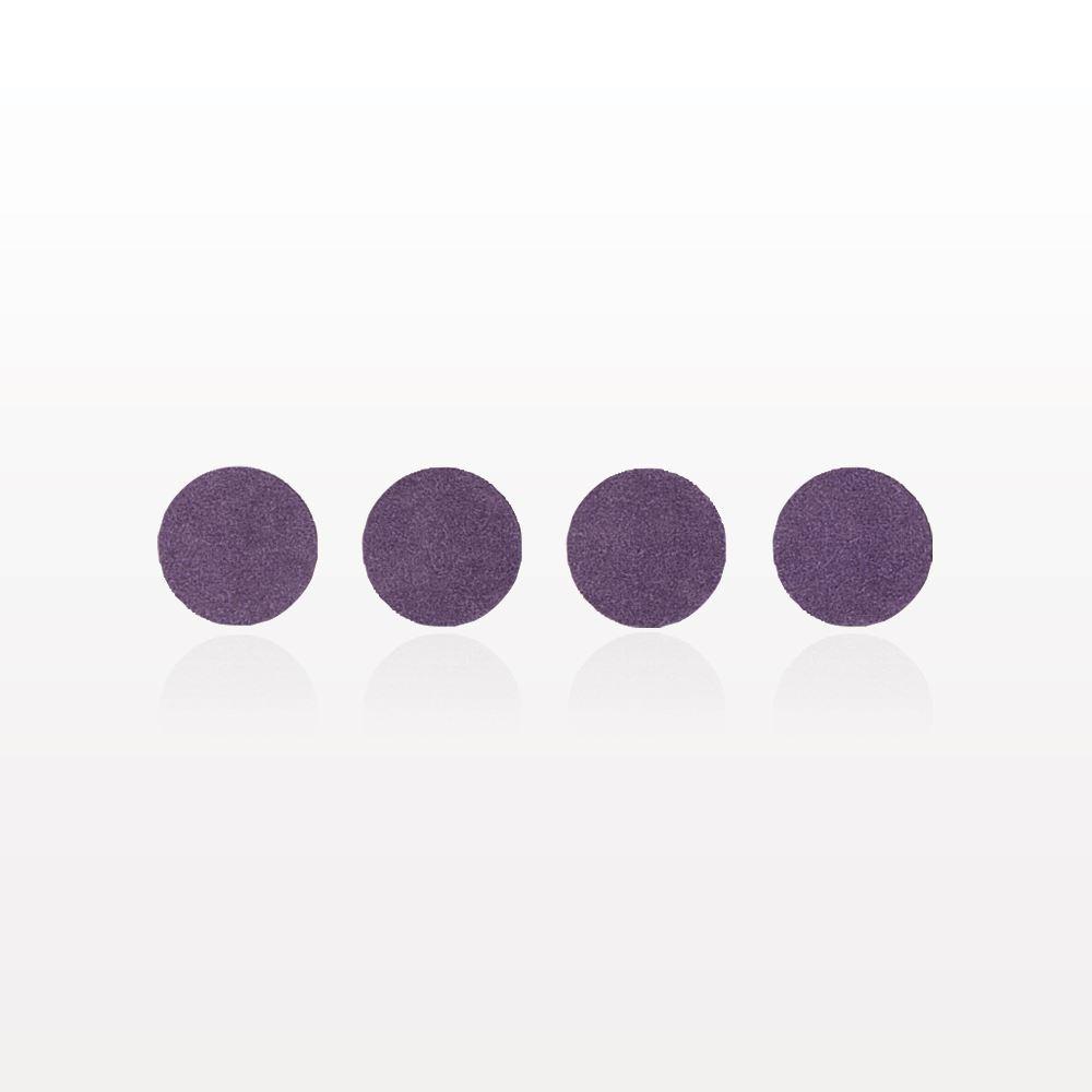 qosmedix eto sterilization indicator purple to green color