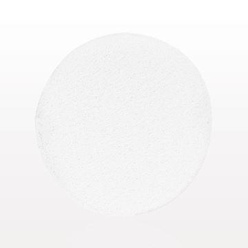 Round Sponge, White