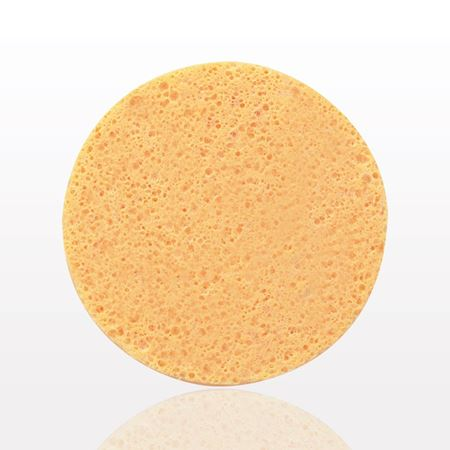 Facial Sponge, Yellow