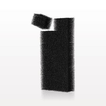 12-Piece Stipple Sponge Block, Black