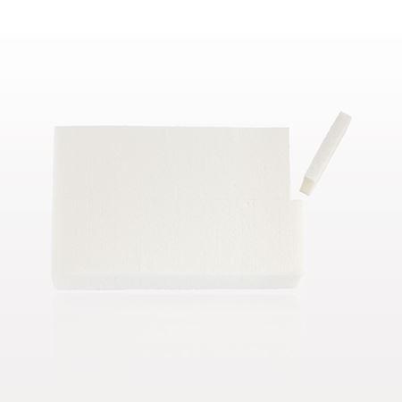 40-Piece Rectangular Sponge Block, Ecru