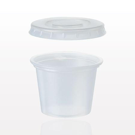 Cup and Lid
