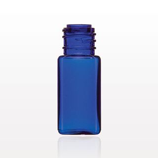 Bottle, Cobalt Blue