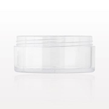 Single Threaded Stackable Base, Clear