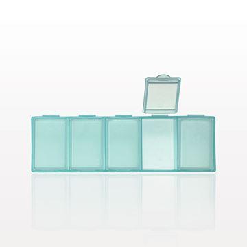 Multi-purpose Case with 5 Compartments