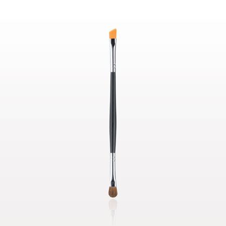 Dual Ended Eye Shadow/Angled Eyeliner & Brow Brush