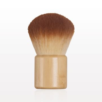 Two Tone Kabuki Brush