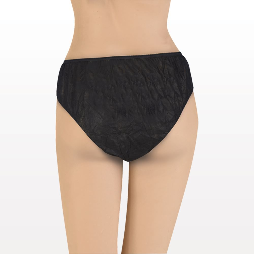 Qosmedix. Ladies High Cut Disposable Panties 24654182f