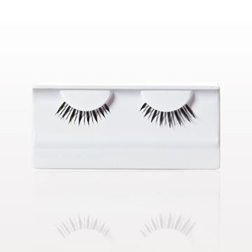 Naturally Full False Eyelashes, Black