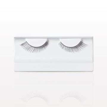 Naturally Flared False Eyelashes, Black