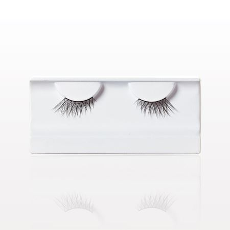 Corner False Eyelashes, Black