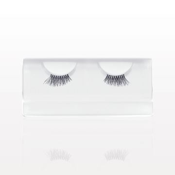 Natural Corner False Eyelashes, Black