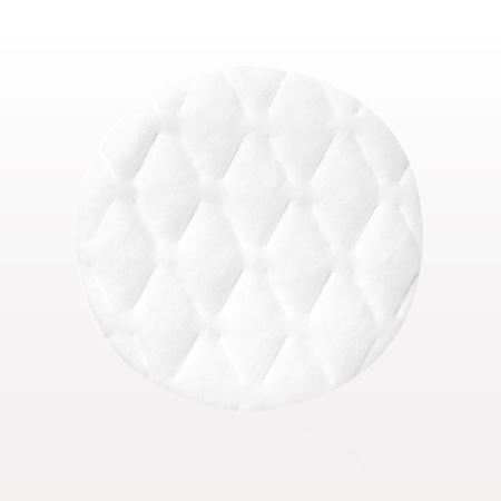 Round Quilted Cotton Pad