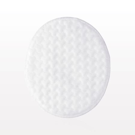 Swisspers® Dual Textured Oval Cotton Pad