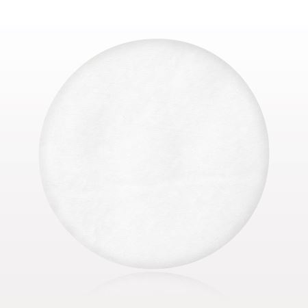 Round Absorbent Cotton Pad