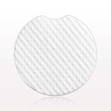 Round Waffle Pad with Finger Notch