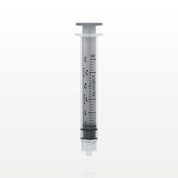 Monoject® Syringe with Luer Lock
