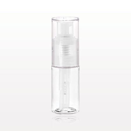 Fine Mist Powder Spray Bottle, Clear