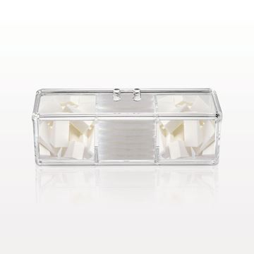 3 Compartment Box with Lid