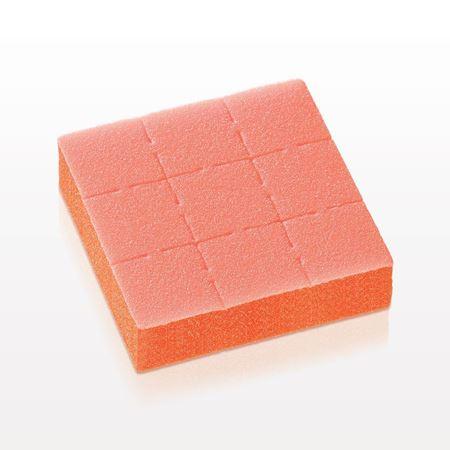 Mini Buffing Blocks, Orange
