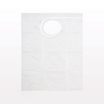 Makeover Bib, White