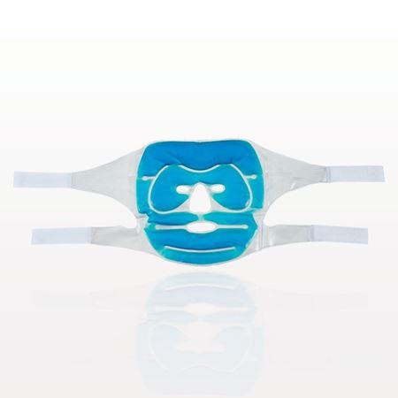 Gel Face Mask, Blue
