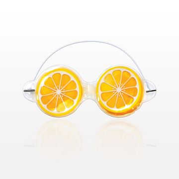 Orange Gel Eye Mask