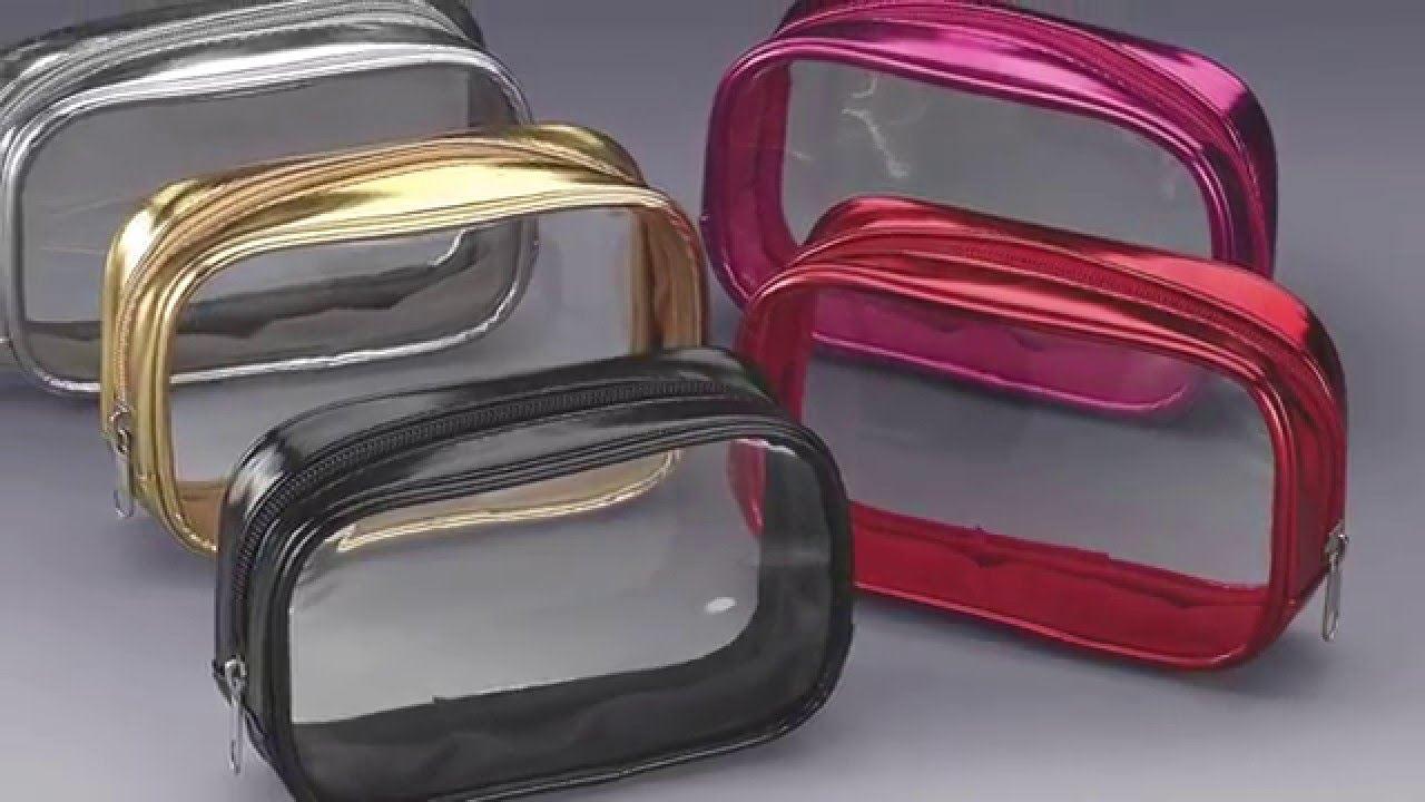 Qosmedix Cosmetic Bags