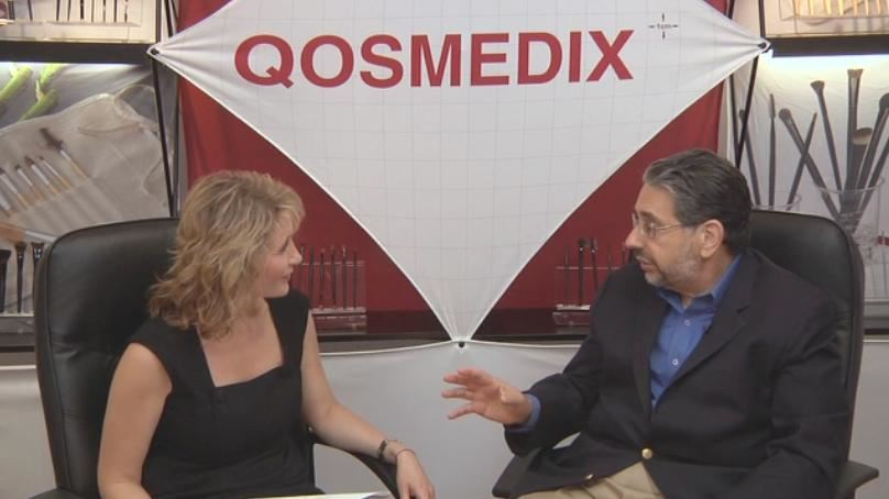 Stuart Herskovitz, Qosmedix Founder