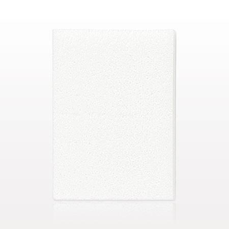 Rectangular Sponge, White