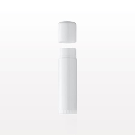 Picture of Round Lip Balm Container and Cap