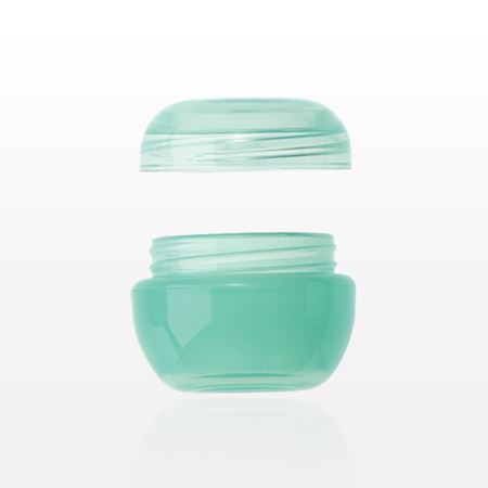 Picture of Teal Jar with Cap