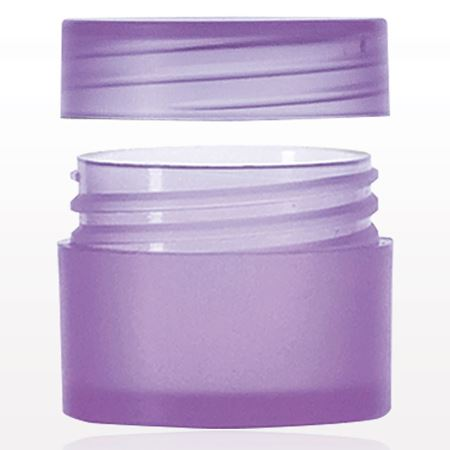 Picture of Violet Jar with Cap