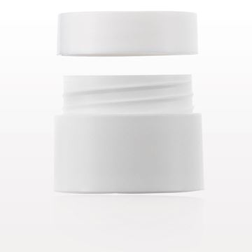Picture of 6 gram Jar with Recessed Bottom and Cap