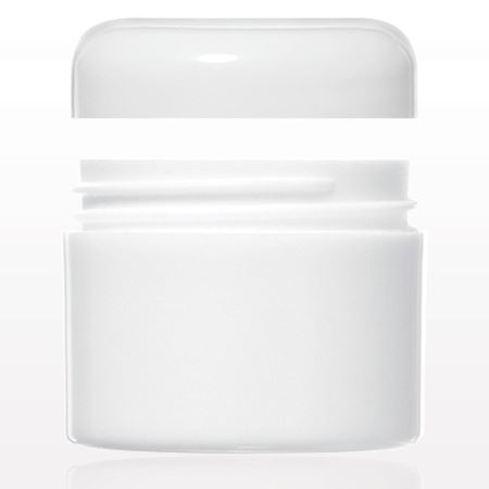 Picture of 6 gram White Jar and Cap