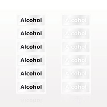 Picture of Alcohol Label