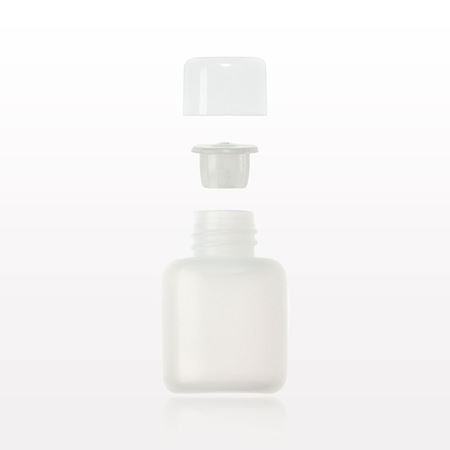 Picture of Bottle with Reducer and Cap