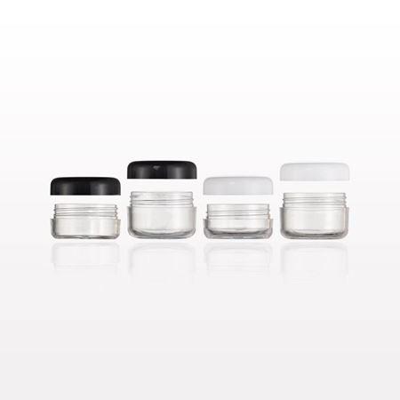 Picture of 3 gram and 5 gram Sampling Jar with Cap